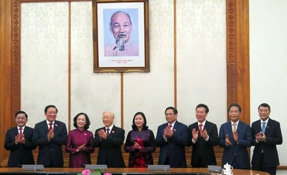 Đồng chí Trương Thị Mai được phân công làm Trưởng Ban Tổ chức Trung ương ảnh 3