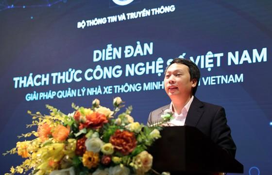 Khởi động Diễn đàn Thách thức công nghệ số Việt Nam 2021 ảnh 2