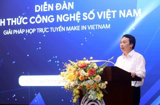 eMeeting, nền tảng họp trực tuyến Make in Vietnam ảnh 3