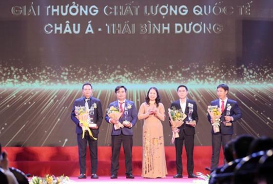 Vinh danh 116 doanh nghiệp đoạt Giải thưởng Chất lượng quốc gia  ảnh 1