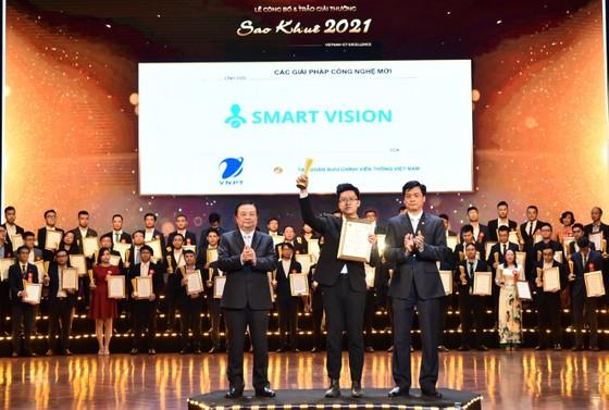 VNPT xuất sắc đoạt 16 giải thưởng Sao Khuê 2021 ảnh 2