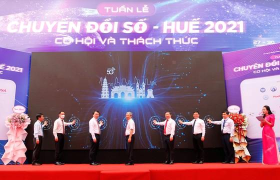 Viettel khai trương mạng 5G tại Thừa Thiên - Huế ảnh 1