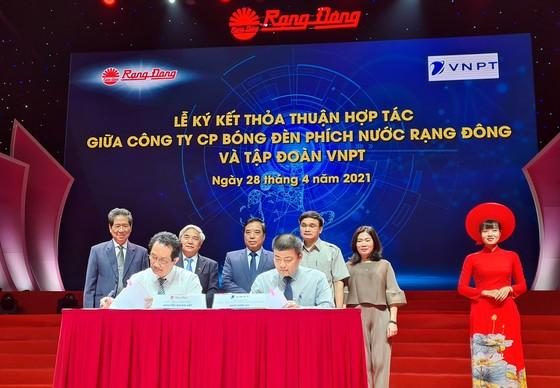 VNPT và Rạng Đông hợp tác thúc đẩy chuyển đổi số ảnh 1