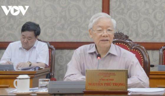 Tổng Bí thư Nguyễn Phú Trọng: Chủ động các phương án, kịch bản để kịp thời ứng phó với dịch Covid-19 ảnh 2