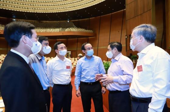 Tổng Bí thư Nguyễn Phú Trọng: Cán bộ, đảng viên phải suy nghĩ, hành động vì lợi ích chung, vì hạnh phúc của nhân dân ảnh 5