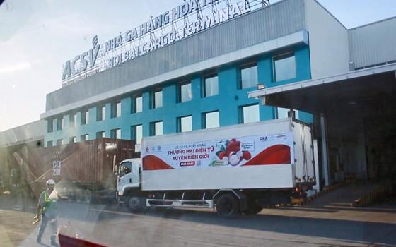 Lần đầu tiên xuất khẩu nông sản qua nền tảng thương mại điện tử do Việt Nam phát triển ảnh 1