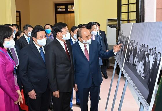 Cùng nhau bảo vệ thành quả cách mạng, phát triển đất nước, giữ gìn quan hệ đặc biệt Việt - Lào đời đời bền vững ảnh 6