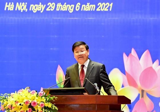 Cùng nhau bảo vệ thành quả cách mạng, phát triển đất nước, giữ gìn quan hệ đặc biệt Việt - Lào đời đời bền vững ảnh 3