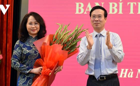 Bộ Chính trị điều động Bí thư Tỉnh ủy Lạng Sơn làm Phó Chánh Văn phòng Trung ương Đảng  ảnh 1