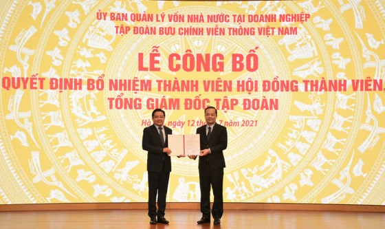 Ông Huỳnh Quang Liêm chính thức đảm nhiệm Tổng Giám đốc VNPT ảnh 2