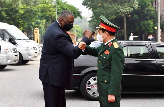 Việt Nam và Hoa Kỳ tiếp tục thúc đẩy hợp tác quốc phòng ảnh 1