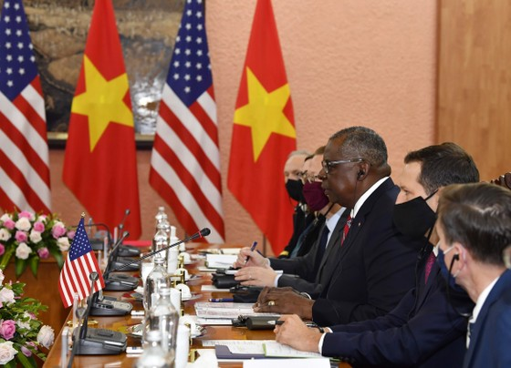 Việt Nam và Hoa Kỳ tiếp tục thúc đẩy hợp tác quốc phòng ảnh 6
