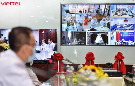 Hơn 1.800 ca bệnh Covid-19 nặng được hội chẩn, tư vấn điều trị qua hệ thống Telehealth ảnh 1