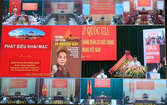 Hội thảo khoa học cấp quốc gia về Đại tướng Võ Nguyên Giáp ảnh 2