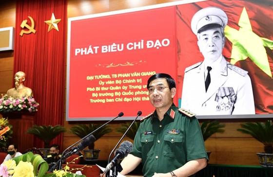 Hội thảo khoa học cấp quốc gia về Đại tướng Võ Nguyên Giáp ảnh 3