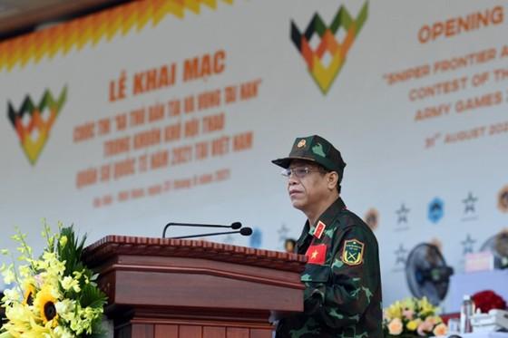 """Khai mạc """"Xạ thủ bắn tỉa"""" và """"Vùng tai nạn"""" của Army Games 2021 tại Việt Nam ảnh 2"""