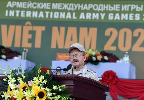 """Khai mạc """"Xạ thủ bắn tỉa"""" và """"Vùng tai nạn"""" của Army Games 2021 tại Việt Nam ảnh 3"""