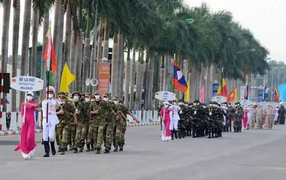 """Khai mạc """"Xạ thủ bắn tỉa"""" và """"Vùng tai nạn"""" của Army Games 2021 tại Việt Nam ảnh 4"""