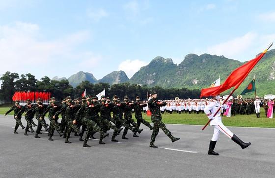 """Khai mạc """"Xạ thủ bắn tỉa"""" và """"Vùng tai nạn"""" của Army Games 2021 tại Việt Nam ảnh 5"""
