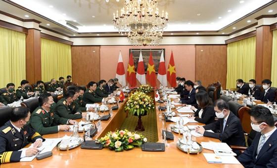 Hợp tác quốc phòng Việt Nam – Nhật Bản bước vào giai đoạn phát triển mới ảnh 2