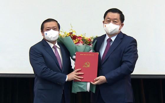 Điều động, phân công Bí thư Tỉnh ủy Cao Bằng giữ chức Phó Trưởng Ban Tuyên giáo Trung ương ảnh 1