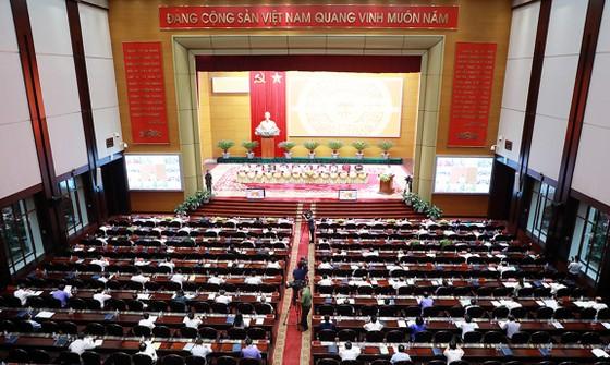 Tổng Bí thư Nguyễn Phú Trọng: Phải lấy cuộc sống bình yên, hạnh phúc của nhân dân làm mục tiêu phấn đấu ảnh 1