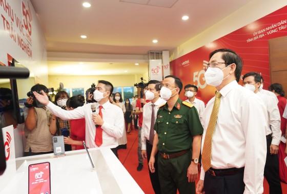 Viettel chính thức khai trương mạng 5G tại Bà Rịa - Vũng Tàu ảnh 1