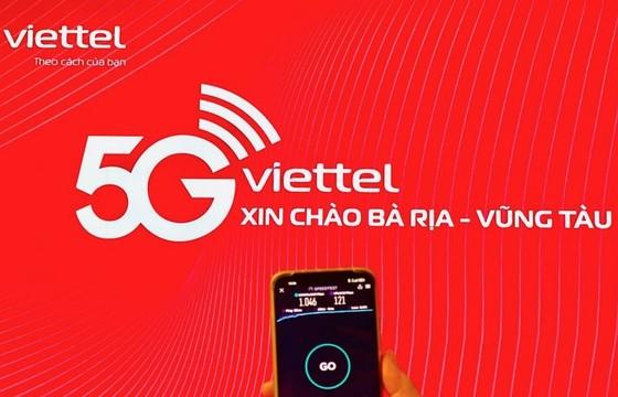 Viettel chính thức khai trương mạng 5G tại Bà Rịa - Vũng Tàu ảnh 2