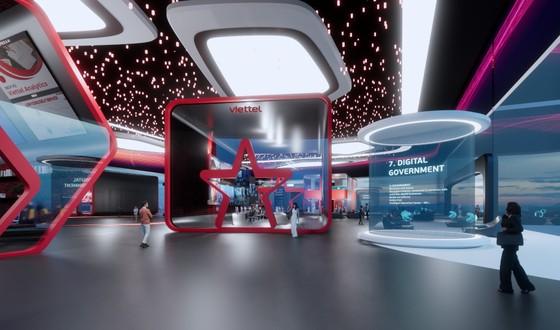 Viettel mang hành trình trải nghiệm số đến ITU Digital World 2021 ảnh 2