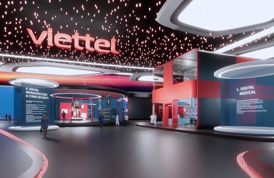 Viettel mang hành trình trải nghiệm số đến ITU Digital World 2021 ảnh 3