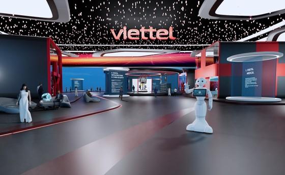 Viettel mang hành trình trải nghiệm số đến ITU Digital World 2021 ảnh 1