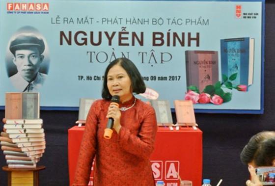 Ra mắt Nguyễn Bính toàn tập ảnh 3