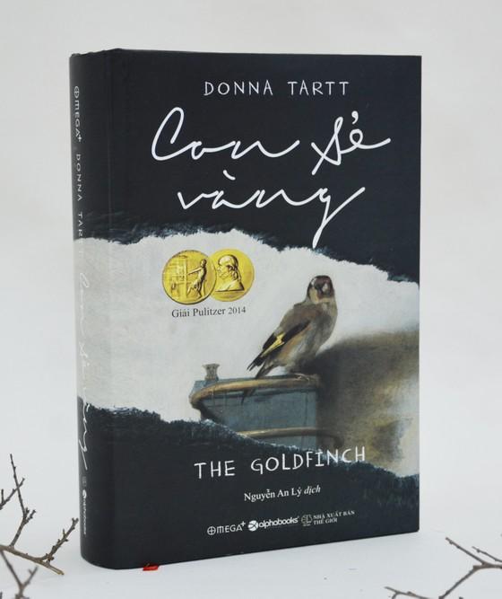 """""""Con sẻ vàng"""" - Tác phẩm đoạt giải Pulitzer văn học đến Việt Nam ảnh 2"""