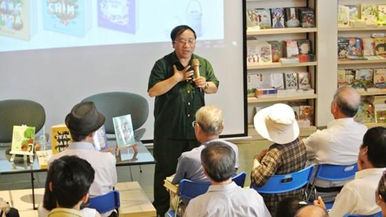 """Trần Đăng Khoa: """"Nếu thi ứng khẩu thành thơ thì ngày trước chắc tôi vô địch đấy!"""" ảnh 1"""