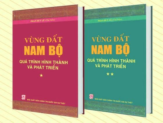 Xuất bản bộ sách đầy đủ nhất về Vùng đất Nam Bộ ảnh 1