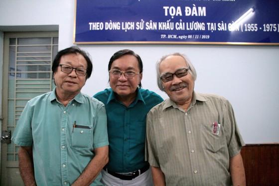 """Tọa đàm """"Theo dòng lịch sử cải lương tại Sài Gòn"""" (1955-1975) ảnh 1"""