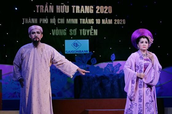 Khai mạc cuộc thi 'Tài năng diễn viên sân khấu Cải lương Trần Hữu Trang - năm 2020' ảnh 5