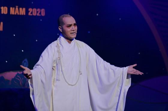 Khai mạc cuộc thi 'Tài năng diễn viên sân khấu Cải lương Trần Hữu Trang - năm 2020' ảnh 4
