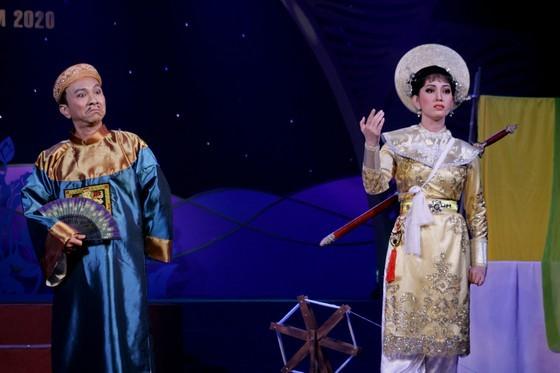 Khai mạc cuộc thi 'Tài năng diễn viên sân khấu Cải lương Trần Hữu Trang - năm 2020' ảnh 2