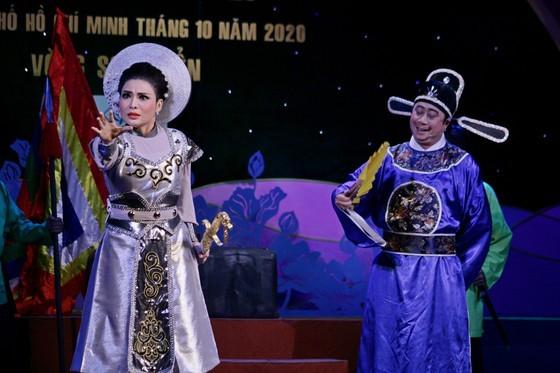 Khai mạc cuộc thi 'Tài năng diễn viên sân khấu Cải lương Trần Hữu Trang - năm 2020' ảnh 1