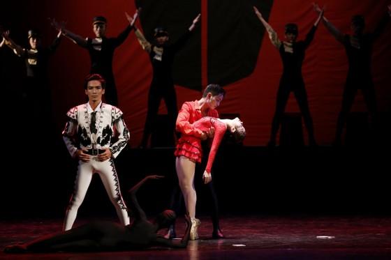 Chương trình nghệ thuật 'Tổ khúc Ballet Carmen' ảnh 1