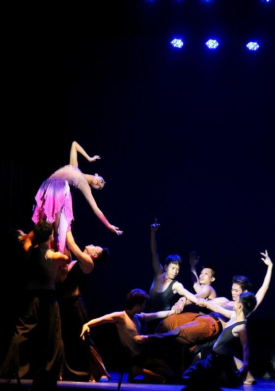 Liên hoan nghệ thuật múa TPHCM mở rộng 2020 ảnh 2