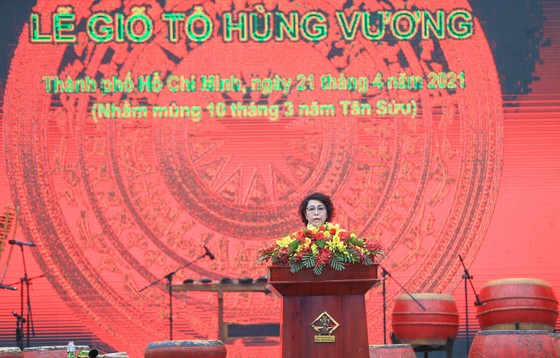 TPHCM tổ chức Lễ giỗ Quốc Tổ Hùng Vương ảnh 1