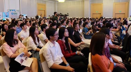 """Diễn đàn lãnh đạo trẻ Việt Nam 2017: """"Change the game – Thay đổi cuộc chơi""""  ảnh 2"""