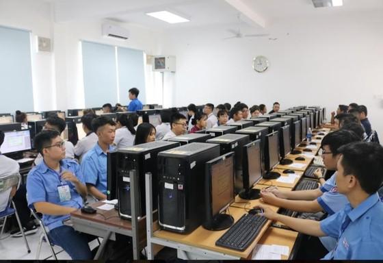 """Hơn 546 thí sinh tham gia hội thi """"Học sinh, sinh viên giỏi nghề"""" ảnh 2"""