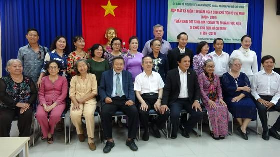 Đoàn đại biểu TPHCM dâng hương, dâng hoa tưởng nhớ Chủ tịch Hồ Chí Minh ảnh 6