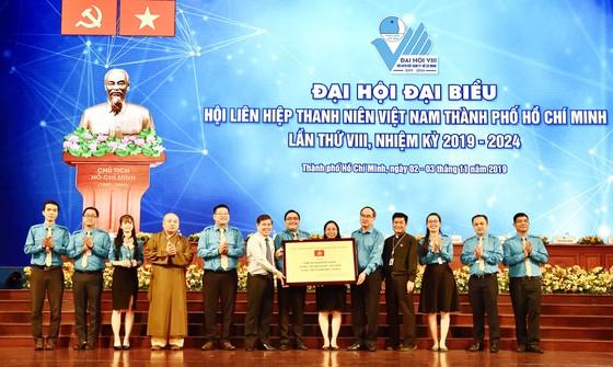 Khai mạc Đại hội đại biểu Hội LHTN Việt Nam TPHCM lần VIII nhiệm kỳ 2019-2024 ảnh 5