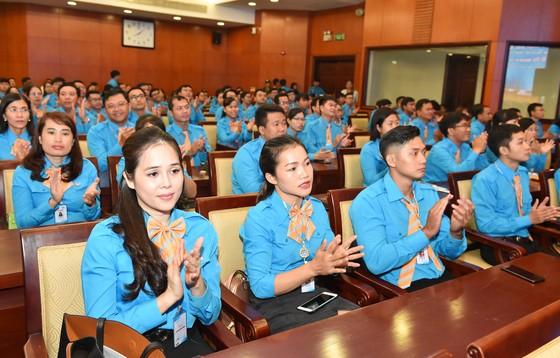 Khai mạc Đại hội đại biểu Hội LHTN Việt Nam TPHCM lần VIII nhiệm kỳ 2019-2024 ảnh 2