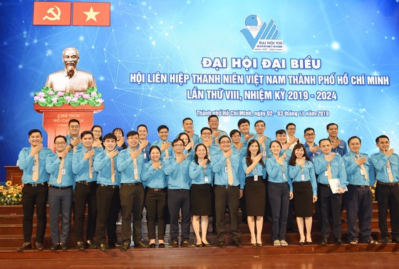 Khai mạc Đại hội đại biểu Hội LHTN Việt Nam TPHCM lần VIII nhiệm kỳ 2019-2024 ảnh 4