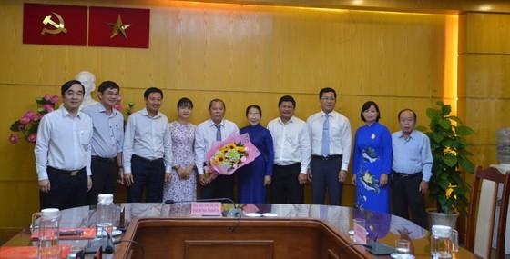 Đồng chí Trần Văn Út làm Phó Bí thư Quận ủy quận 12   ảnh 1